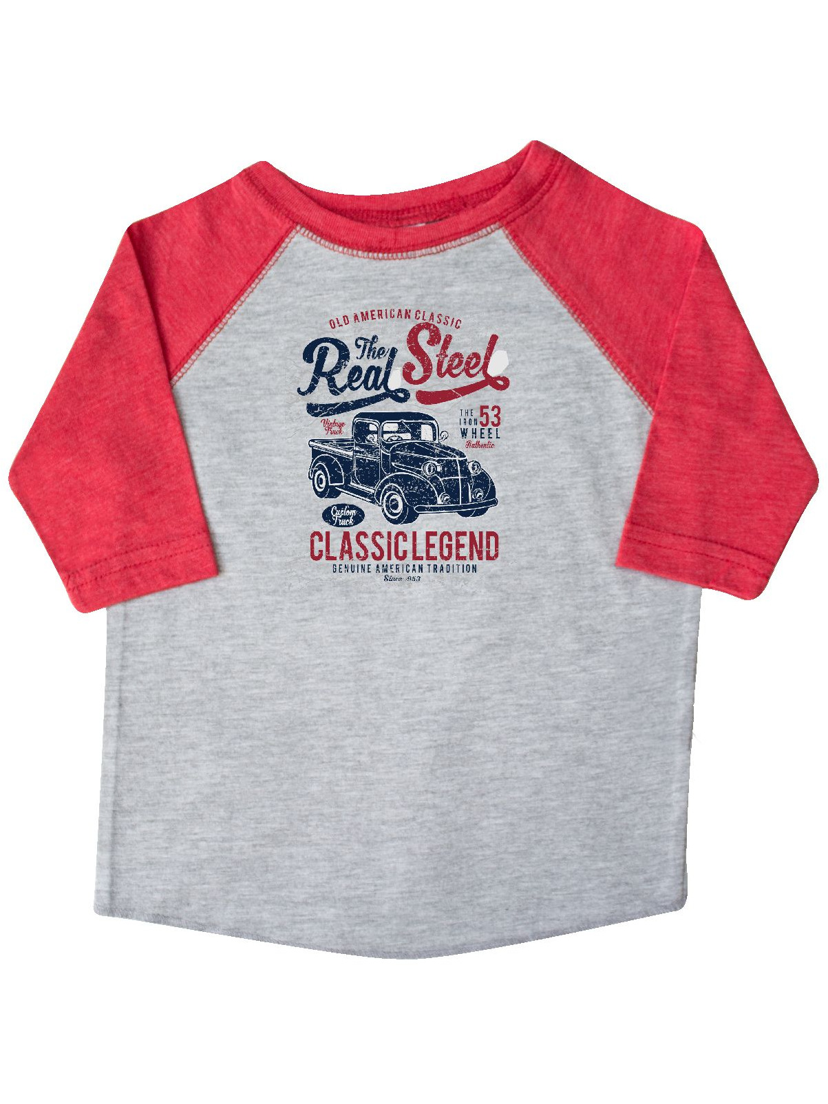 The Real Steel Toddler T-Shirt