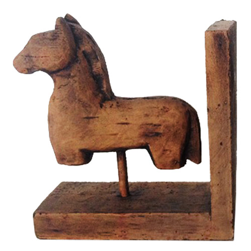 Jeco Inc. Horse Back Book End