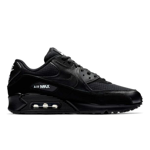 Mens Nike Air Max 90 Essential Black White AJ1285-019