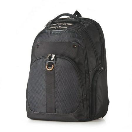 Everki Atlas Ekp121 Carrying Case  Backpack  For 17 3   Notebook  Ultrabook  Macbook Air   Checkpoint Friendly  Ekp121