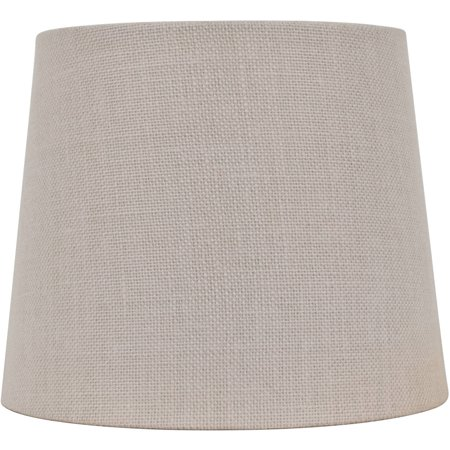 Better Homes And Gardens Pure White Burlap Lamp Shade
