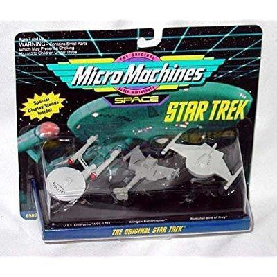 Micro Machines The Original Star Trek (Collection 1)