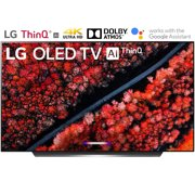 "LG OLED77C9PUB 77"" C9 4K HDR Smart OLED TV w/ AI ThinQ (2019 Model) - (Renewed)"