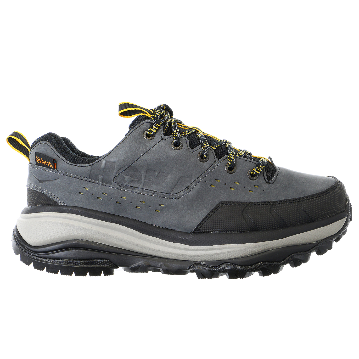 HOKA One One Tor Summit Waterproof Hiking Leather Sneaker Boot - Mens