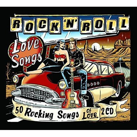 Rock N Roll Love Songs - Rock N Roll Love Songs [CD]