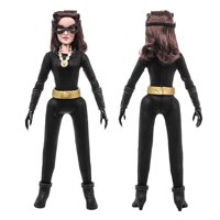 Batman Classic 1966 TV Series Action Figures Series 6: Catwoman (Julie) [Loose In Factory Bag]