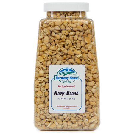 Dehydrated Navy Beans