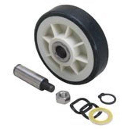 - 1 X Drum Roller with Shaft Replaces Maytag 303373 12001541