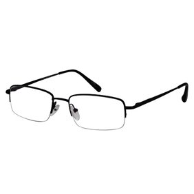 8a7213b993 Ebe Men Black Rectangle Half Rim Spring Hinge Eyewea…  27.99. Ebe Women  Reading Glasses Reader ...