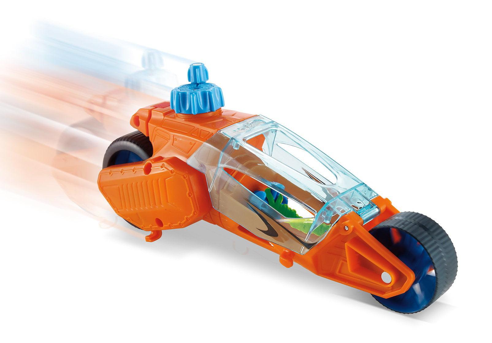 Hot Wheels Speed Winders Twisted Cycle Orange by Mattel
