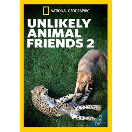 Friends Animal - National Geographic: Unlikely Animal Friends 2 (DVD)