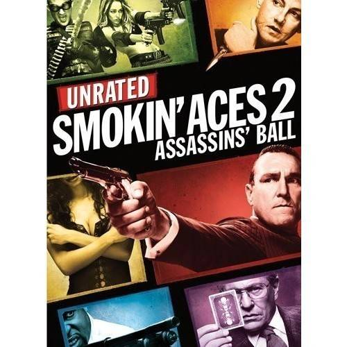 Smokin' Aces 2: Assassins' Ball (Rated/Unrated) (Anamorphic Widescreen)