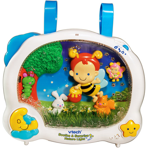 Vtech soothe and surprise nature light