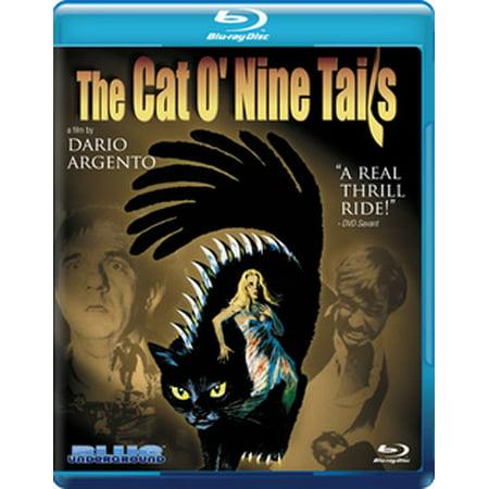 The Cat O' Nine Tails (Blu-ray)