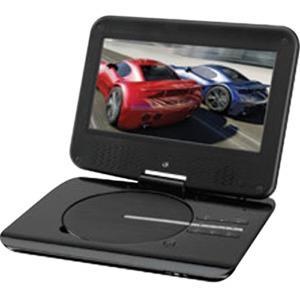 Gpx Pd901b Portable Dvd Player, 9in Disp