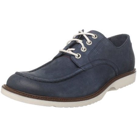 Wolverine No. 1883 Men's Clapton Leather Oxford, Indigo, 13 M -