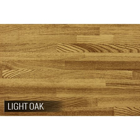 Incs Premium Soft Wood Tiles 2 X2 6 Tile Pack Light Oak