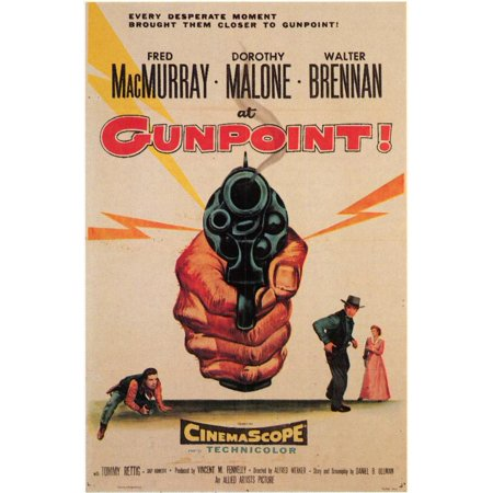 Gunpoint - movie POSTER (Style A) (27
