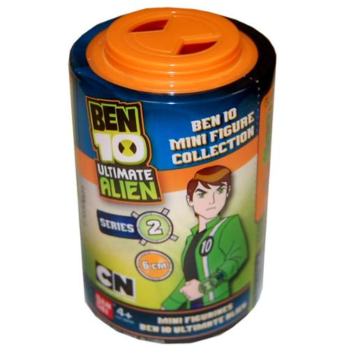 Ben 10 Ultimate Alien Series 2 Mini Figure Blind Random Packaging