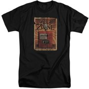 Twilight Zone Seer Mens Big and Tall Shirt