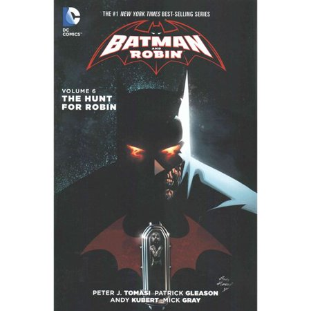 Batman and Robin 6: The Hunt for Robin by