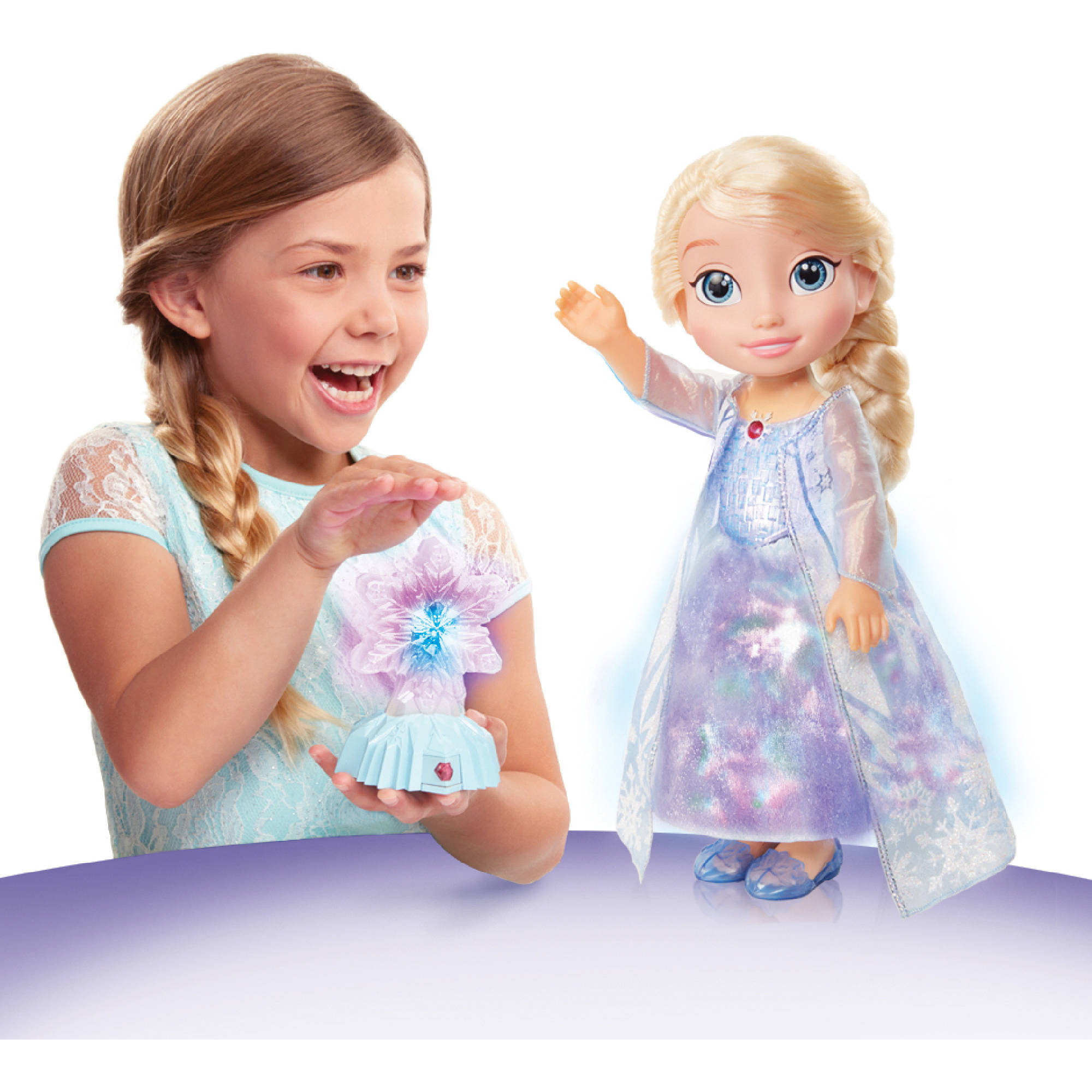 Disney Frozen Northern Lights Elsa by Jakks Pacific