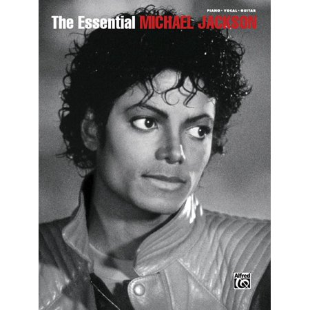 The Essential Michael Jackson Michael Jackson Piano Sheet Music