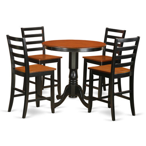 Boraam Industries Inc 3 Piece Beau Counter Height Pub