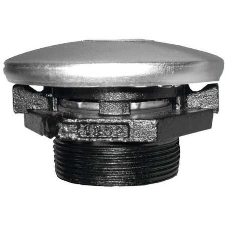 Fill-Rite FRTCB Vented Fuel Tank Cap with Base, For Use with All Fuel Tanks with 2 in