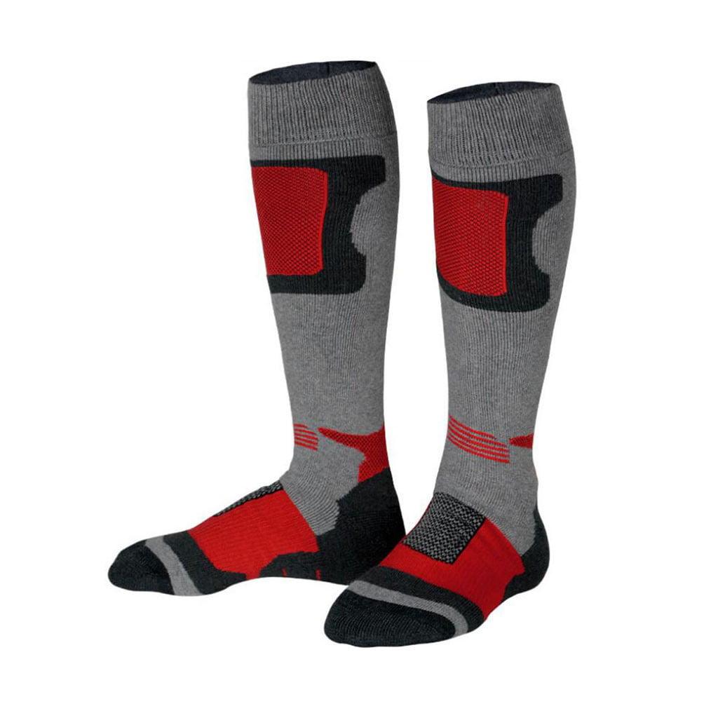 Unisex Men Women's Winter Warm Socks Hiking Ski Socks ...