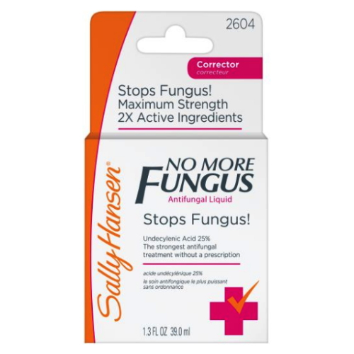 (3 Pack) SALLY HANSEN No More Fungus - Antifungal Liquid