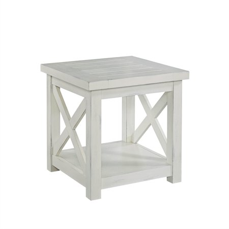 Seaside Lodge End Table (Lodge Style Table)