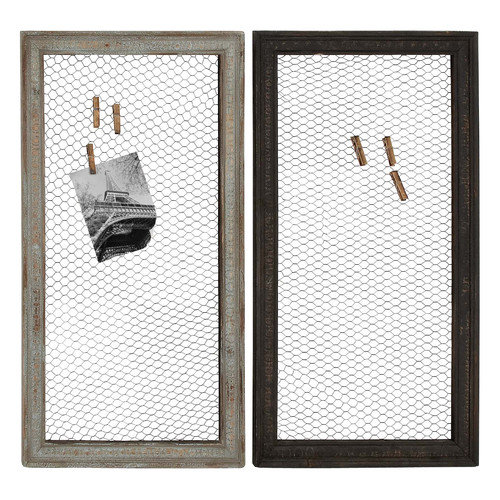 Woodland Imports Wall D cor (Set of 2)