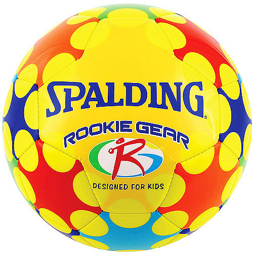 Spalding Rookie Gear Soccer Ball by Spalding