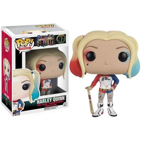 FUNKO POP! MOVIES: SUICIDE SQUAD - HARLEY QUINN - Harley Quinn Stocking