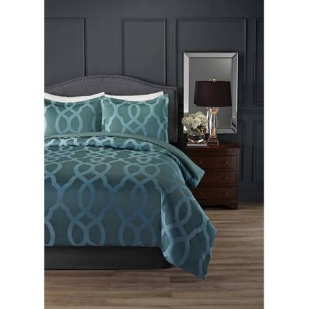 Hotel style 3 piece comforter set for Hotel style comforter