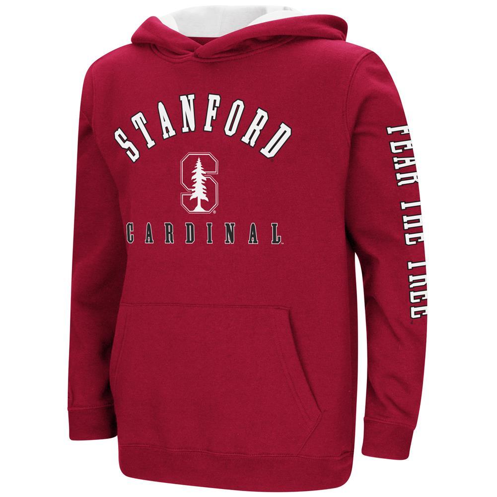 Stanford University Youth Hoodie Pullover Sweatshirt