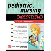 Pediatric Nursing Demystified - eBook