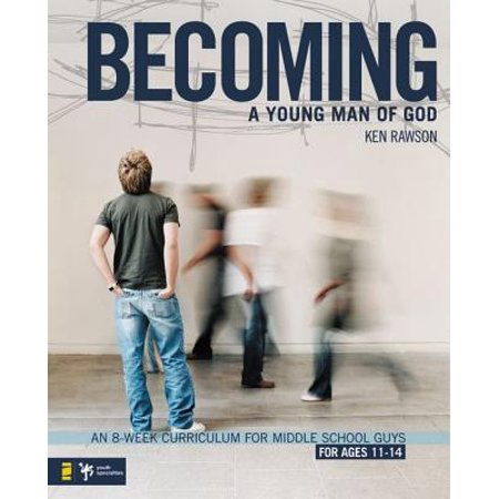 Becoming a Young Man of God : An 8-Week Curriculum for Middle School - Lobster Guy Promo Code