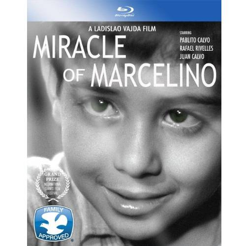 Miracle Of Marcelino (Blu-ray) (Spanish)