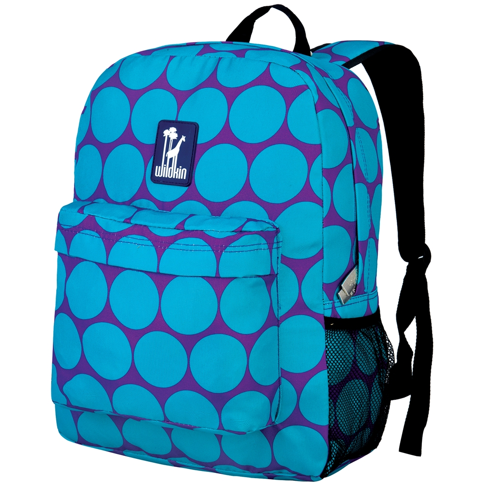 Big Dot Aqua Crackerjack Backpack