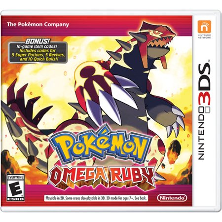Pok��mon Omega Ruby