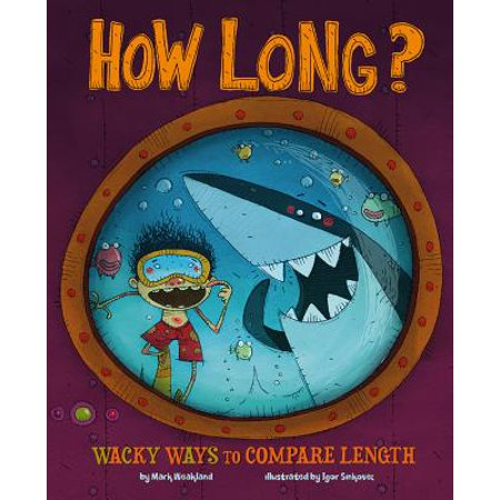 How Long? : Wacky Ways to Compare Length](How Long Is Halloween)
