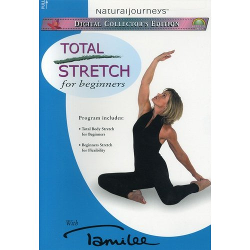 Total Stretch for Beginners With Tamilee Webb