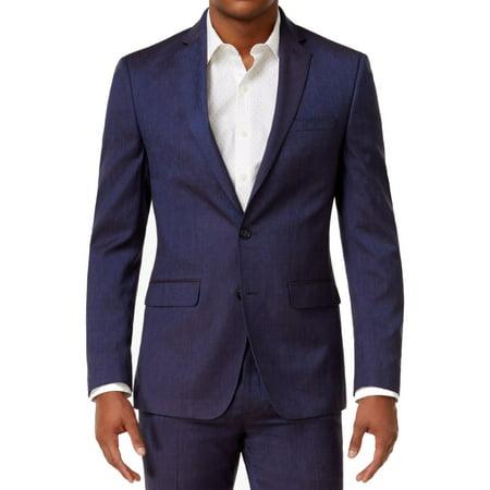Sean John Two Button Suit (Sean John Mens 40S Classic-Fit Two Button Suit)