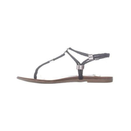 beafbc99c madden girl Flexii Flat T-Strap Thong Sandals