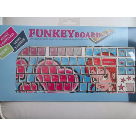 FUNKEY-board - Keyboard Design Cover - image 1 of 1