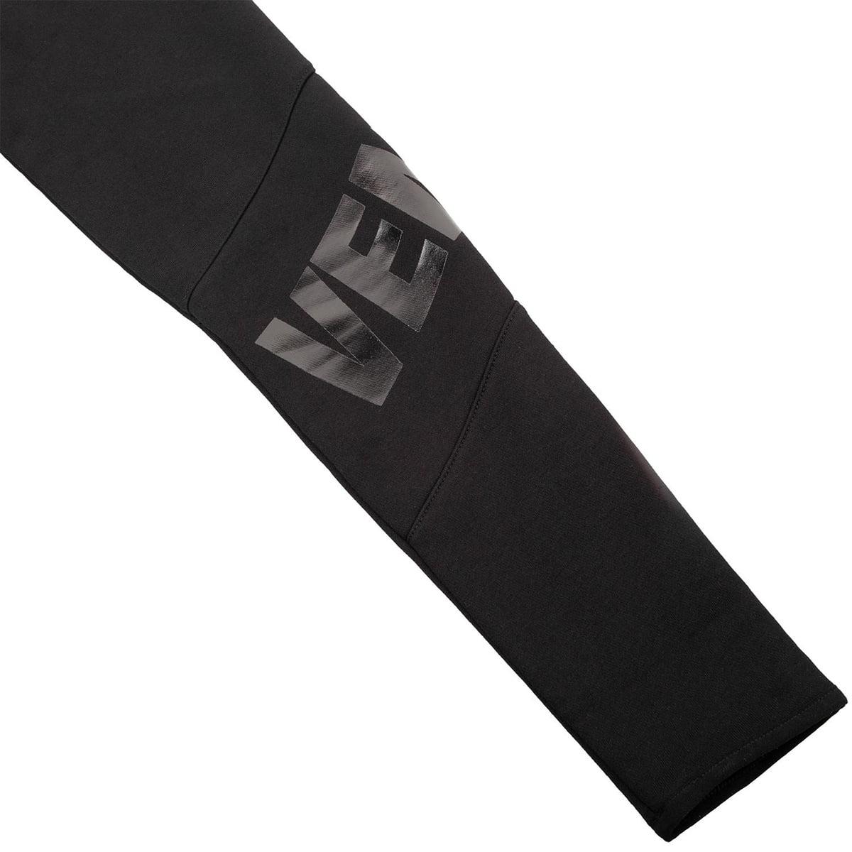 Venum Contender 3.0 Full Zip Hoodie Black