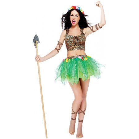Princess of The Jungle Adult Costume - X-Small