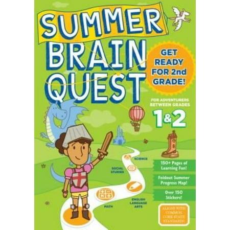 Summer Brain Quest  Between Grades 1   2